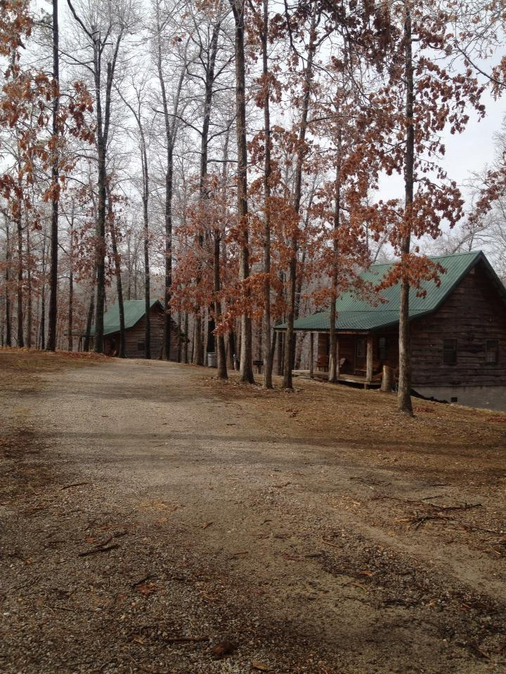 Cabins at WildBills